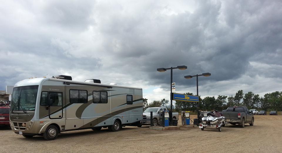 Gas  &  Diesel  & Propane